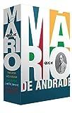 capa de Box Obras de Mário de Andrade