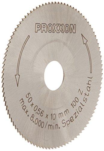 Proxxon 28020 2-Inch HSS Saw Blade for KS - Blades Bench Saw