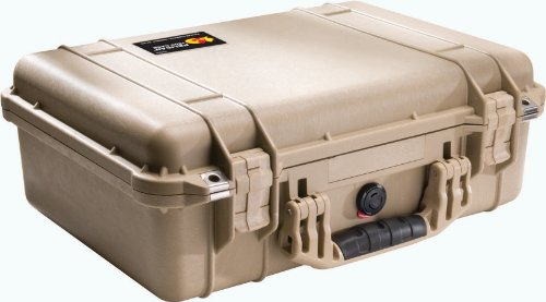 - Pelican Products 1500-005-190 Pelican 1500-005-190 1500EMS Medium EMS Case (Desert Tan)