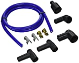 Taylor Cable 45469 Blue Spiro-Pro Spiro-Wound Coil Wire Repair Kit
