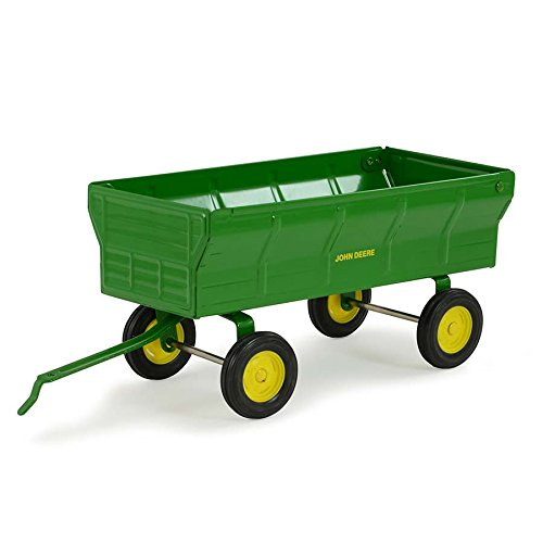 1/16th John Deere Corn Flare Box Wagon