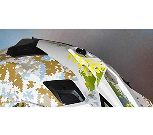 AFX Helmet Peak for FX-39 and FX-39DS Dual Sport - Urban Marpat 0132-0583