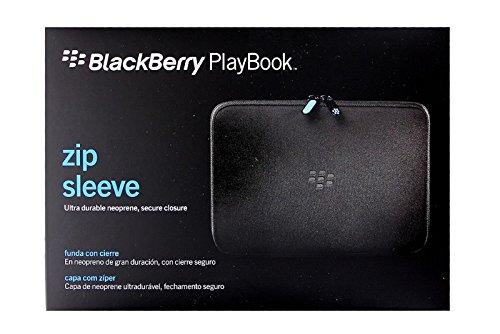 zip sleeve black blue case
