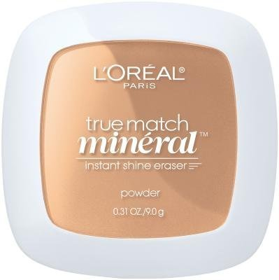 LOreal Match Mineral Pressed Powder