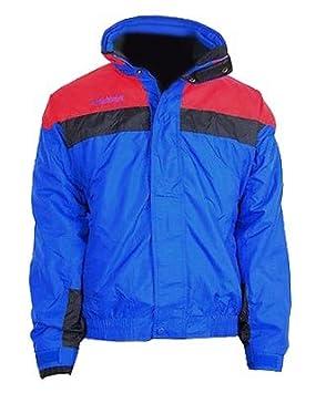 Columbia chaqueta de esquí snowboard niños canguro Parka abrigo - azul/tamaño 164 (13/14 años): Amazon.es: Deportes y aire libre