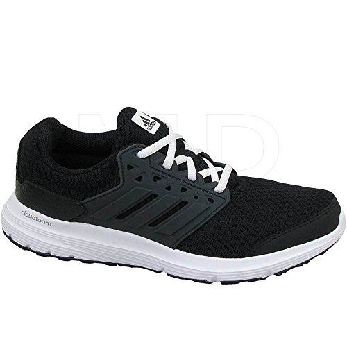 adidas Galaxy 3 W Cloudfoam Ortholite Women's Shoes Running Black/White extremely sale online n7yRl2