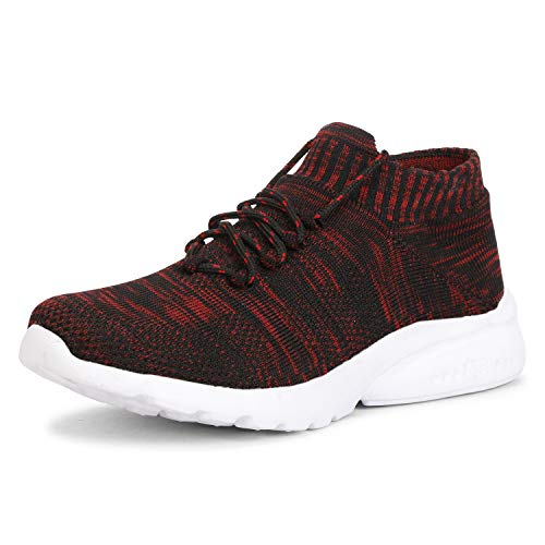 Kraasa Sports Shoes for Men   Latest Stylish Casual Sneakers for Men   Lace up Lightweight Shoes for Running, Walking, Gym, Trekking, Hiking & Party   Running Shoes for Men   Training Shoes for Men