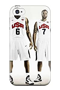 Alicia Russo Lilith's Shop lebron james deron williams nike basketball kevin durant kobe bryant usa nba NBA Sports & Colleges colorful iPhone 4/4s cases 1492635K665478117
