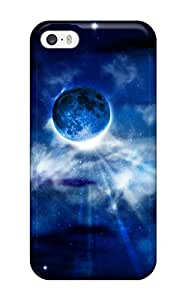Excellent Design Hd Space Phone Case For For iphone 5/5s Premium Tpu Case