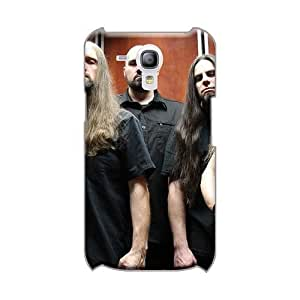 Hard Protect Phone Case For Samsung Galaxy S3 Mini (PGr23575gASS) Unique Design High-definition Novembers Doom Band Skin