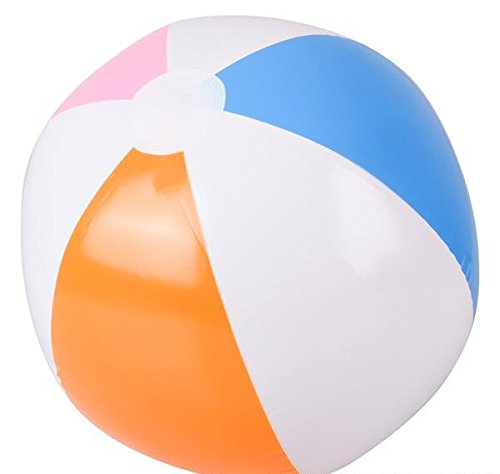 20'' BEACH BALL, Case of 144 by DollarItemDirect