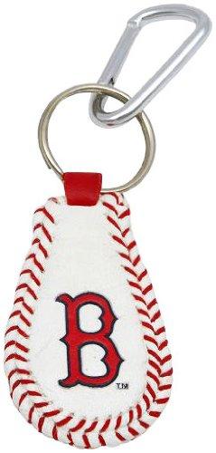 GameWear Boston Red Sox Keychain Classic - Boston Red Sox Gamewear Baseball