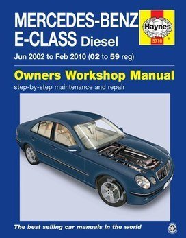 merc e class diesel 02 10 manual amazon co uk car motorbike rh amazon co uk Benzworld W210 Mercedes- Benz W210 Parts