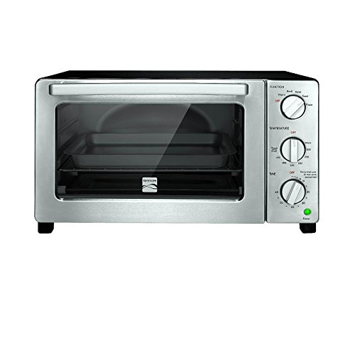 Kenmore Slice Black Convection Toaster