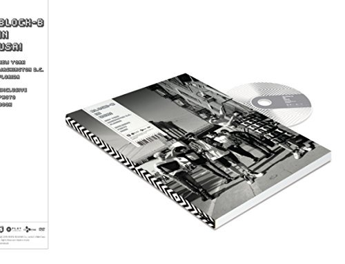Block B - Block B in USA (Photobook + DVD)[+official poster][+block b poster(30cmx42cm)][+block b autograph photo][+block b postcard][+block b sticker]