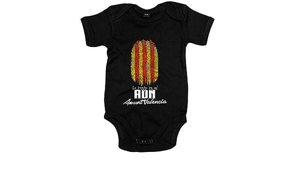 Body bebé lo tengo en mi ADN Valencia Valenciana fútbol ...