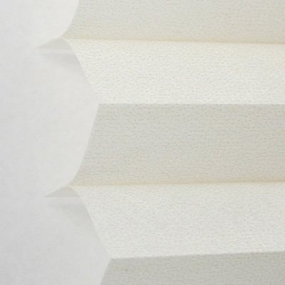 Comfortex Pleated Shades - CUSTOM MADE Comfortex Pleated Shades, Comfortex Pleated Shades, 72W x 72H, Crepes