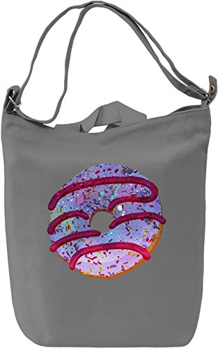 Sweet Donut Borsa Giornaliera Canvas Canvas Day Bag| 100% Premium Cotton Canvas| DTG Printing|