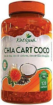 Chia Cart Coco 120 Cápsulas De 1000Mg, Katiguá