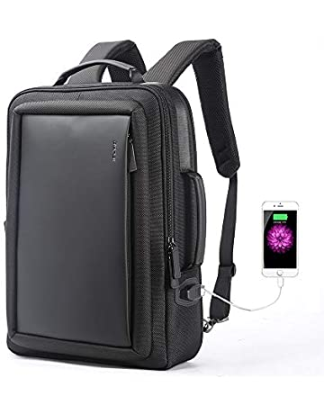 74d9fd983d095 Bopai Anti Theft Backpack 15.6 inch Laptop Business Slim College Shoulder  Rucksack Water-Resistant Synthetic
