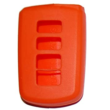 2018 toyota key. unique key 2013  2017 2018 toyota rav4 silicone smart key rubber remote cover orange for toyota key