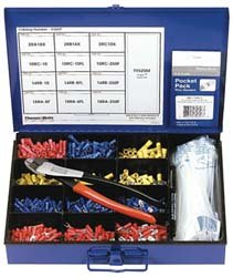 Termination/Splicing/Marking Kit Terminal by THOMAS & BETTS CORP - ELECTRICAL