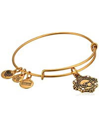 Alex and ANI Womens Because I Love You Granddaughter III Bangle