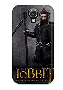 Hot Tpu Cover Case For Galaxy/ S4 Case Cover Skin - The Hobbit An Unexpected Journey by heywan