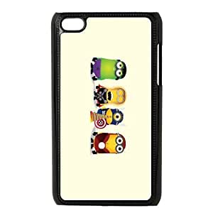 iPod Touch 4 Phone Case Black Avengers MHF9913536