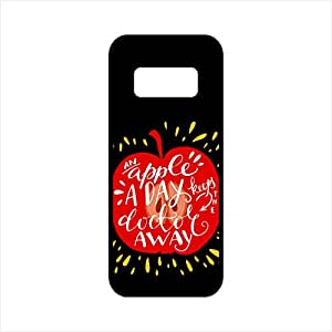 Fmstyles - Samsung Note 8 Mobile Case - An Apple a day keeps doctor away