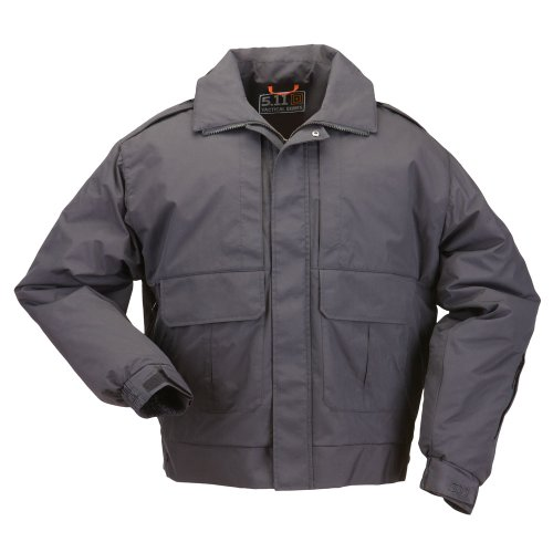 5.11 Tactical #48103 Signature Duty Jacket (Black, Large)