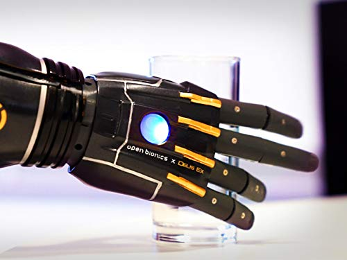 A New Bionic Arm That Can Grow With You