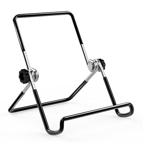 MoKo Foldable Tablet Stand, Universal Adjustable Portable Me