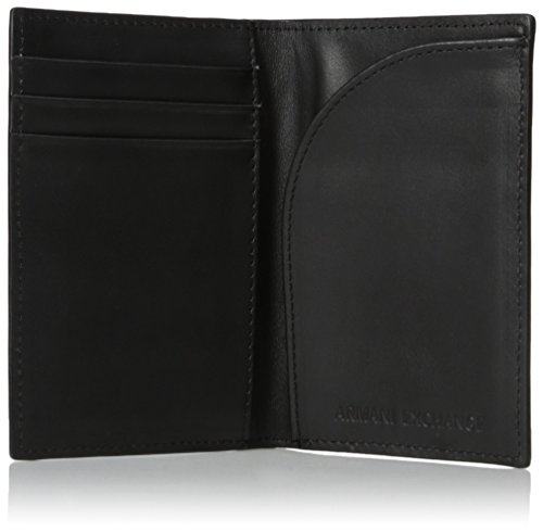 Armani Holder Nero Credit Men's Exchange A A Card X X 7xawTOvv