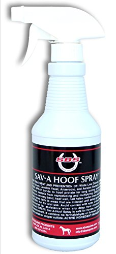 SBS Equine Item 316 hoof Treatment, 16 fl. Oz. Spray ()