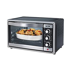 oster 6081 countertop toaster oven brushed stainless steel toaster ovens best. Black Bedroom Furniture Sets. Home Design Ideas