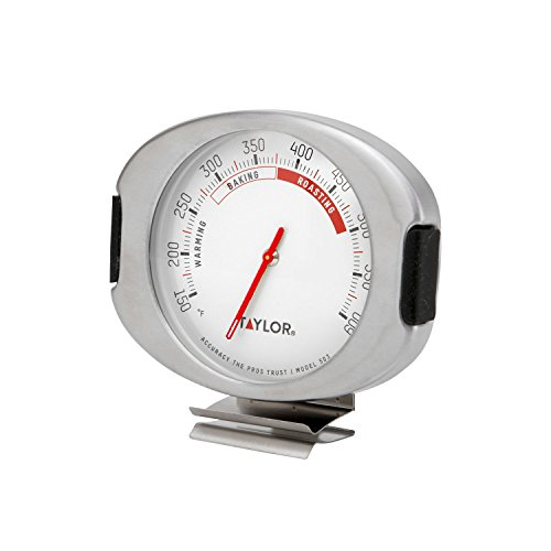 - Taylor Precision Products Connoisseur Line Oven Thermometer