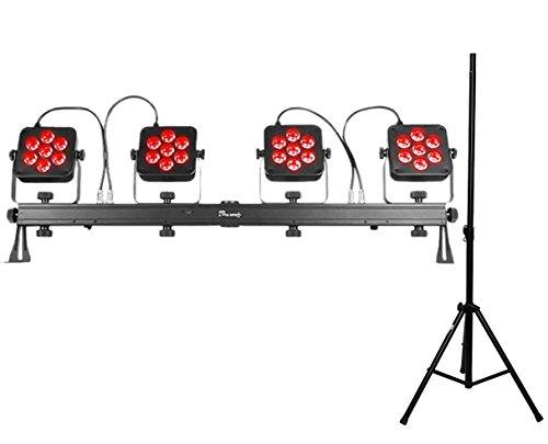 Chauvet 4Bar Flex Led Lighting - 9