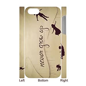 Forever Young Brand New 3D Cover Case for Iphone 4,4S,diy case cover ygtg591550