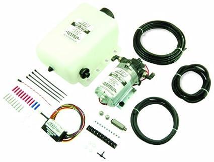 Amazon com: AEM 30-3000 1 Gallon Water/Methanol Injection Kit