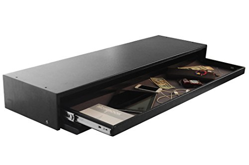 Underbed Gun safe, storage for guns, Home Security safe Box by FRONTIER