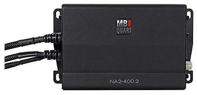 MB QUART NA2-400.2 400w 2-Channel Amplifier Amp For Polaris/ATV/UTV/RZR/CART