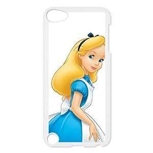 Alice in Wonderland iPod Touch 5 Case White GYK26007