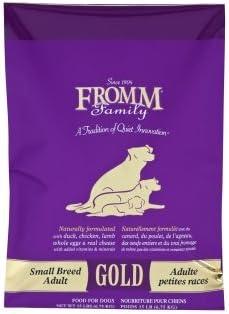 Fromm Oro Pequeño Raza Adulto Perro Alimento (15 Lb): Amazon.es: Productos para mascotas