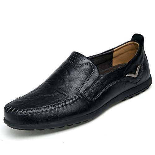Slippers negro Slippers Feidaeu Hombre negro Hombre Slippers Hombre Feidaeu Feidaeu x1xtwqB
