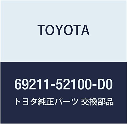 Toyota 69211-52100-D0 Outside Door Handle