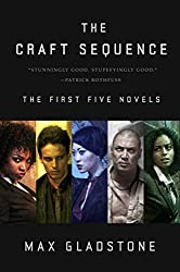 The Craft Sequence: (Three Parts Dead, Two Serpents Rise, Full Fathom Five, Last First Snow, Four Roads Cross)