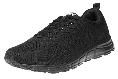 Boras Zapatillas Mujer Boras Negro Zapatillas qfTZx6