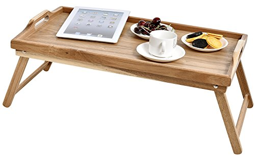 wood bed tray - 8