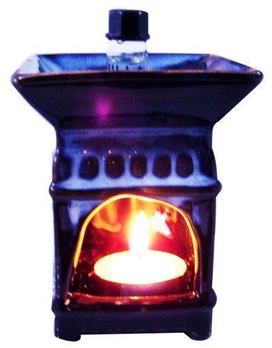 Porcelain Design Oil Warmer Figures Gifts & Decor - Essential Oil Burner - Tealights and Oil Included